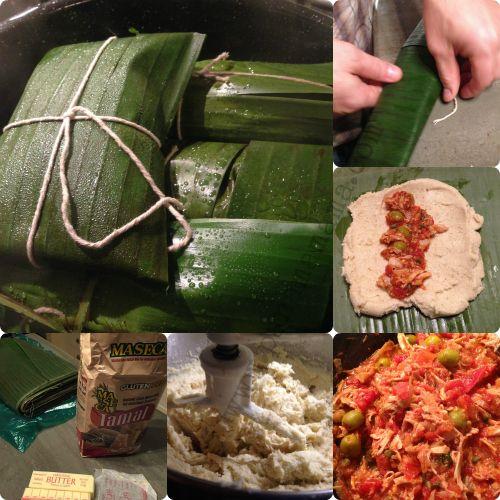 Tamales Panamanian Style #ProjectSTIR #HeirloomRecipe