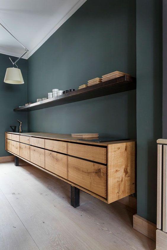 groene-muur-keuken
