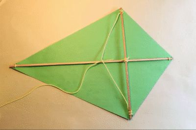 How to Make a Kite: 10 Steps (with Pictures) - wikiHow