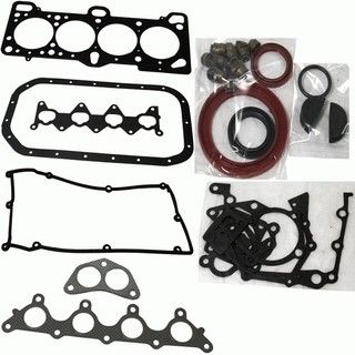 Brand new engine overhaul kit to suit Hyundai Getz, 1.5 litre models, 1/04/2003 onwards. Included in the kit: Head Gasket Rocker Cover Gasket Exhaust Manifold Gasket Exhaust Flange Gasket O'Rings, Valve Stem Seals, Crank Shaft Seal, Camshaft Seals and other gaskets as required. Made by Onnuri, Korea's leader in high quality aftermarket car parts, this kit comes with a 12 month warranty.
