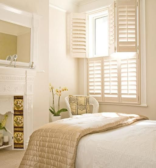 1000 ideas about plantation shutter on pinterest shutters window shutters and diy plantation - Plantation shutters kits ...