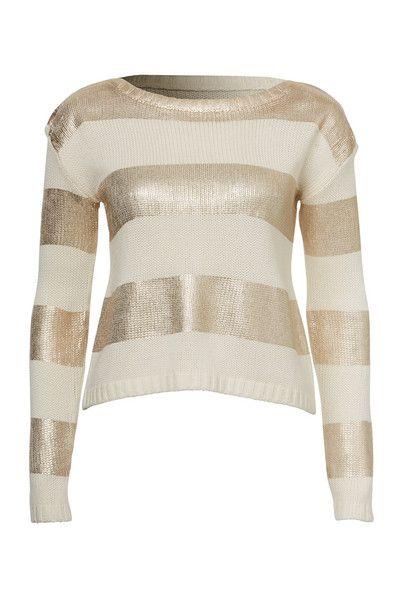 Rio Foil Sweater