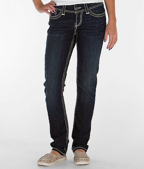 I love the BKE Payton jeans. I have a little more booty and thigh and these fit so nice. I like the bootcut with any shoe. The skinny is another great cut worn like you see here but the jean is a little thick under my boots.