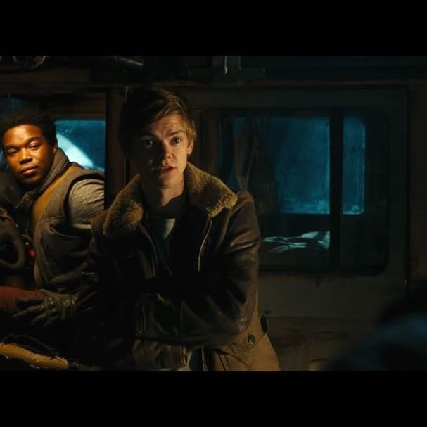 """I'd follow you anywhere. No matter the cost."" Newt and Thomas run the Maze one last time, in #DeathCure. In theaters January 26. Tickets in bio."