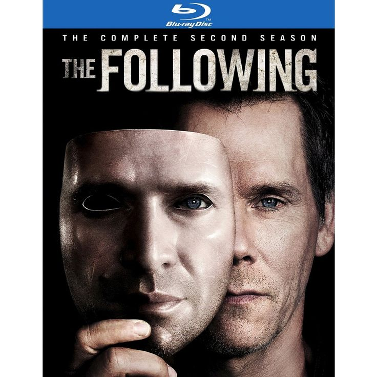 The Following: The Complete Second Season [3 Discs] [Blu-ray]