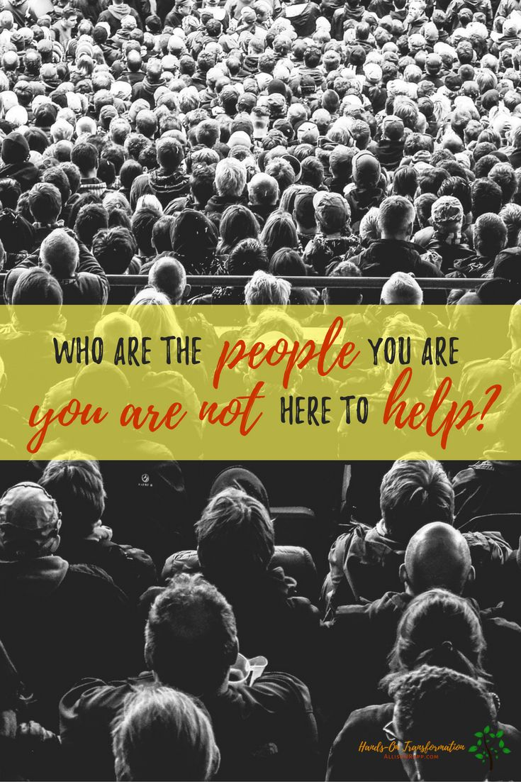 We all know that our modality helps so many people... are there any people who actually aren't good clients for you?  Who Are The People You're NOT Here To Help? https://allisonrapp.com/who-are-the-people-youre-not-here-to-help/ #Feldenkrais #yoga