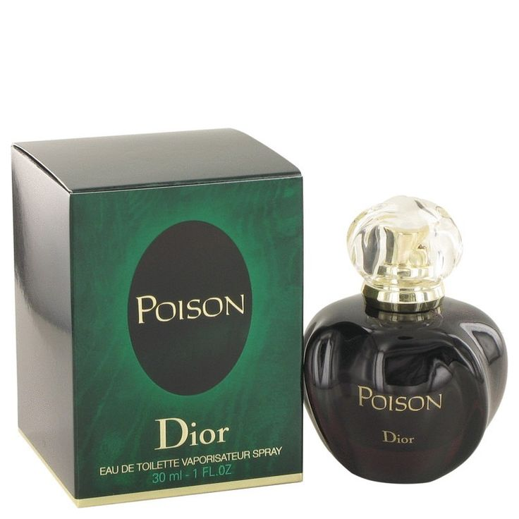 Christian Dior Poison Women's 1-ounce Eau de Toilette Spray
