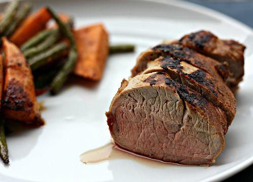 Chiptole and citrus pork tenderloin | Foodgasm! | Pinterest
