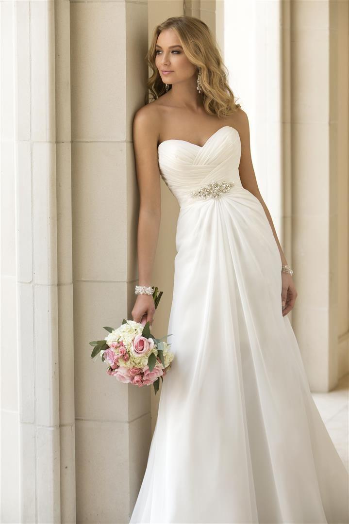 29 besten Brautkleider Bilder auf Pinterest | Hochzeitskleider ...