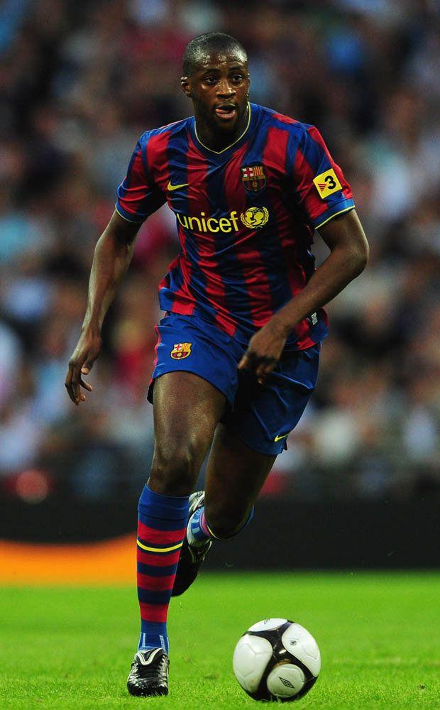 Yaya Toure [2007-2010]