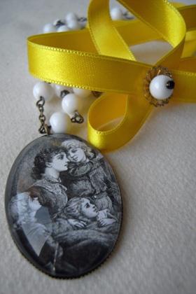 Nikko Takko handmade jewelry - awesome.