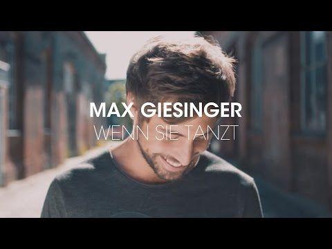 Max Giesinger - Wenn sie tanzt (live im TV Noir Hauptquartier) - YouTube