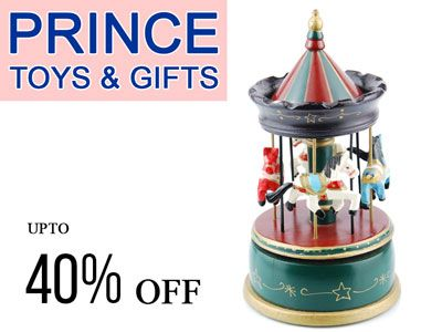 Prince #Toys and #Gifts Shop Check out your favorite shopping deals @Saudawala and grab online. We are one of the fastest growing shopping services providers in Delhi NCR, offering wide variety and affordable range of shopping deals and discounts.
