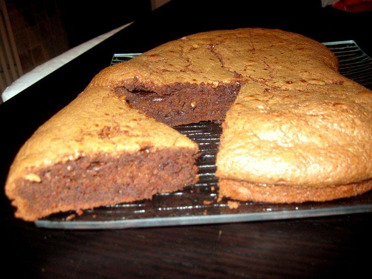 Fondant au chocolat au thermomix (recette de Cyril Lignac) - thermovivie.overblog.com