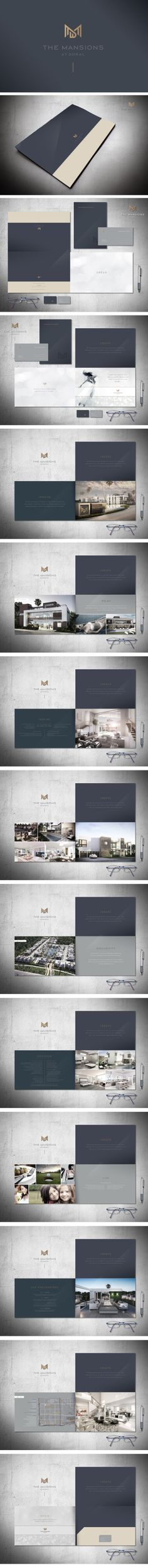 The Mansions at Doral - Brochure Luxury Residential Units in Doral, Miami, FL