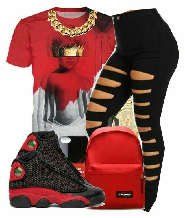 fa5a89ecd5d5 Red   black Jordans