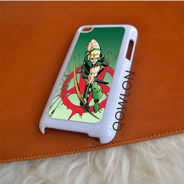 Green Arrow DC Comics iPod Touch 4 | 4TH GEN Case