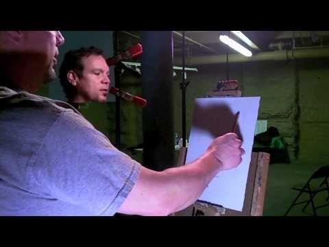 A Short Demo for Urig's Self-Portraiture Workshop  Blog: http://www.darylurig.com/blog/