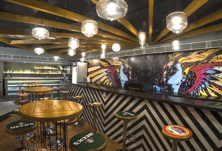 Creative Interior Designing for The Factory Outlet