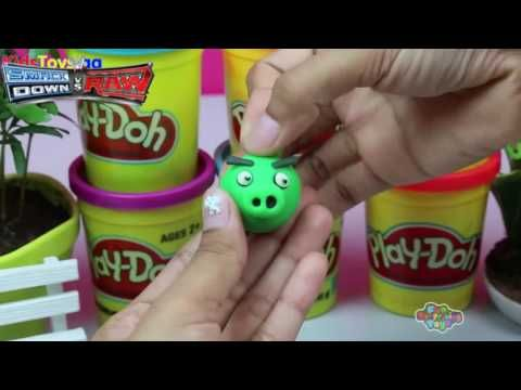 Kids toys us - The Angry Birds Movie - Play-Doh Making Funny Pig, the Bad Piggy - play doh surprise -  #bird #birds  #birding #animale #bird_watchers_daily #animal #birdwatching #pets #nature_seekers #birdlovers View More at:  wwe raw 2016, hight light wwe, wwe today show, Suplex Style,  RKO, Randy Orton, FU, John Cena, World Heavyweight Championship, The Rock, Under taker, Brock Lesnar, finish,... - #Birds