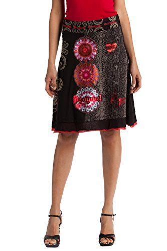 http://www.amazon.es/gp/product/B00OJ9C6P0?adid=02QYYSB4C2X74T1B5MX7&camp=3598&creative=24794&creativeASIN=B00OJ9C6P0&linkCode=as1&tag=maribuscfeli-21 #falda #fashion #desigual
