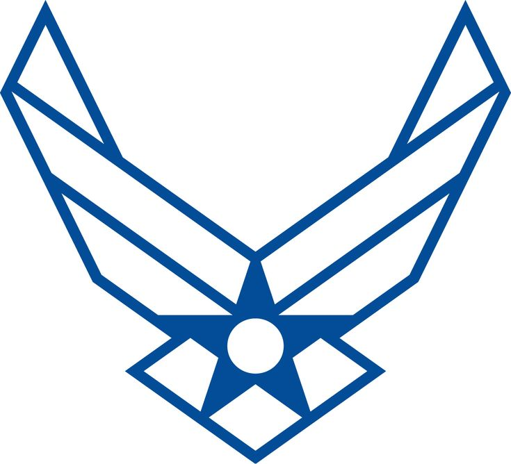 Air Force Logo Clip Art Clipart Best Clipart Best Air Force In