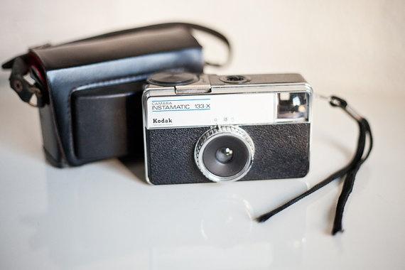 Kodak Instamatic 133X Camera
