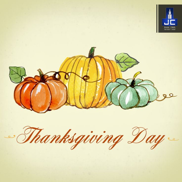 Thanksgiving is a time to be grateful and to think about all the special people who have touched our lives. Happy Thanksgiving
