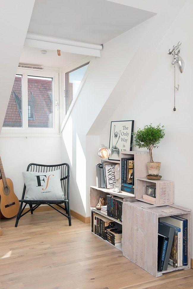 stunning dachwohnung skandinavisch minimalistisch pictures - house