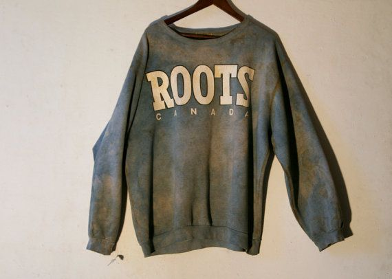 Vintage Roots (Canada) Pullover Sweater