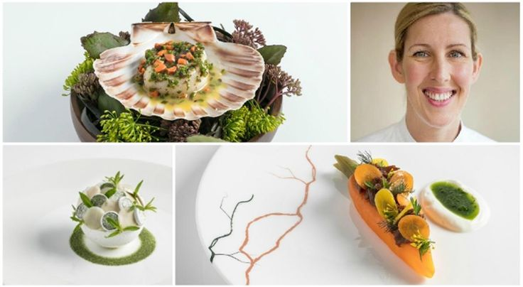 9 Dishes from Clare Smyth's First Solo Restaurant #food #recipes #spiralizer