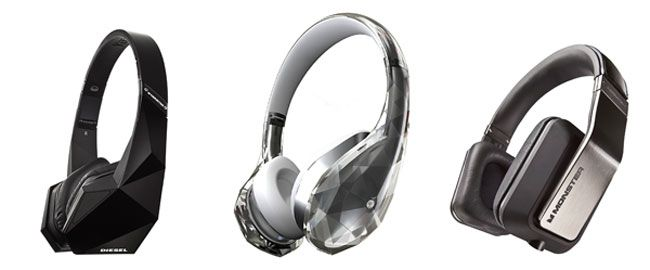 MONSTER headphones - Diamond Tears, VEKTR, and Inspiration