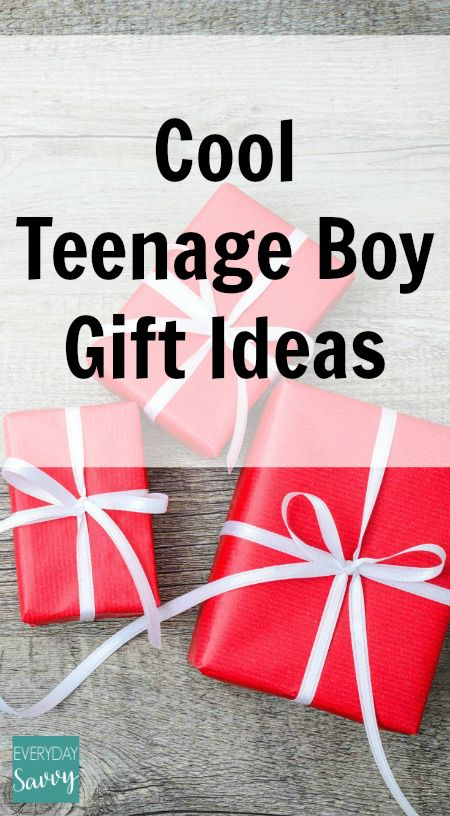 Cool Teenage Boy Gift Ideas