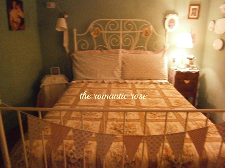 il letto in autunno
