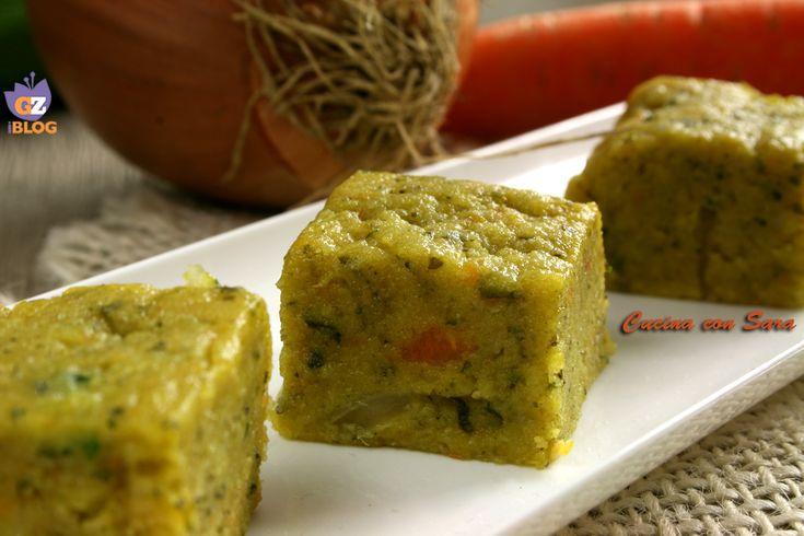 Dado vegetale - ricetta genuina