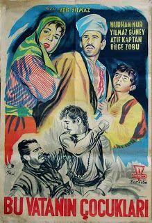 Bu Vatanın Çocukları film poster - directed by Atif Yılmaz