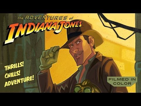 Indiana Jones gets the animated series we always wanted in amazing concept trailer | Blastr