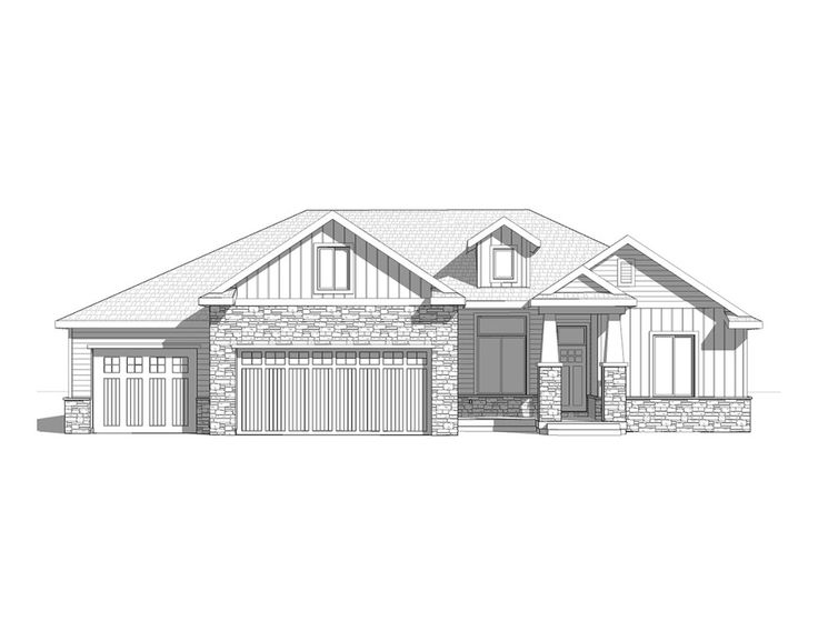15 best traditional style homes images on pinterest for Craftsman house plans utah