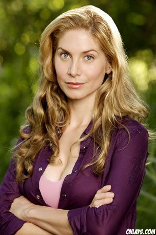 Elizabeth Mitchell- Juliet from Lost is how we shall always know her... now she's beastin' it up on Revolution :)