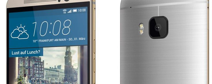 HTC One M9 im Vergleich mit dem Sony Xperia Z3 (Video)