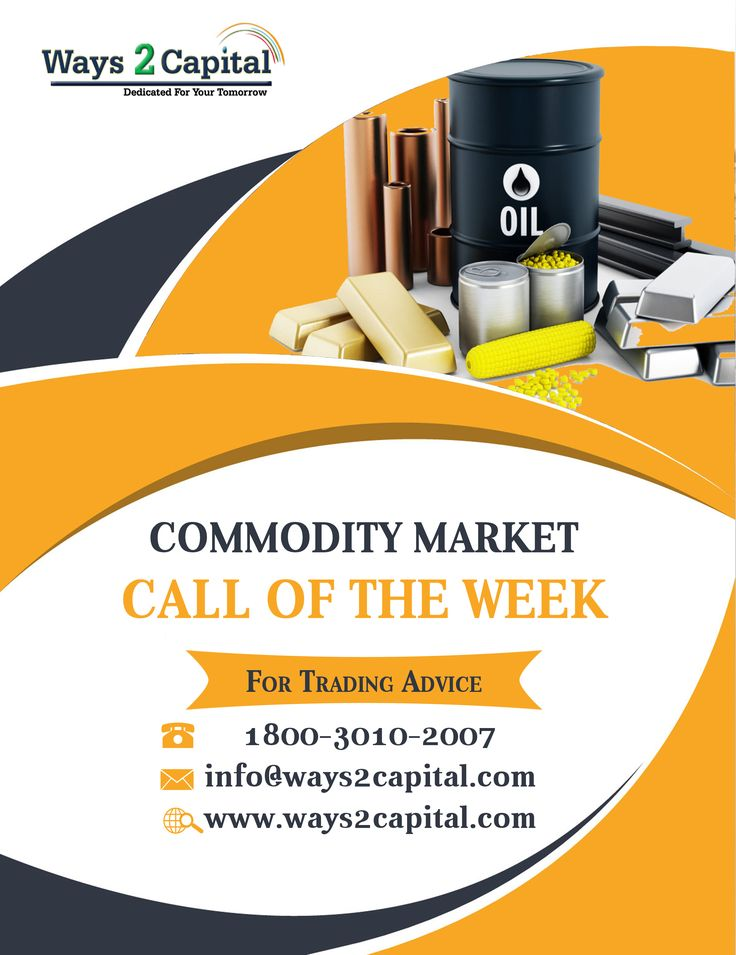 Last week, MCX gold prices traded sideways for the entire week and sustained above the major psychological support level of Rs.29000. In the later part of the week, we observed some negative