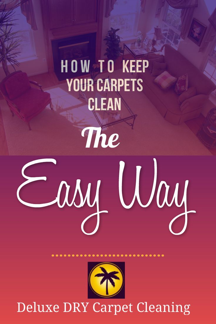 Homeowners in Marple SK6 now have the most convenient option for year round clean carpets -- DRY carpet cleaning from Deluxe Dry Carpet cleaning Click the image for more