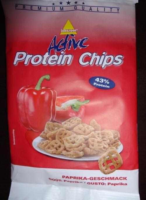 Inko Active - #Protein-Chips #Testbericht