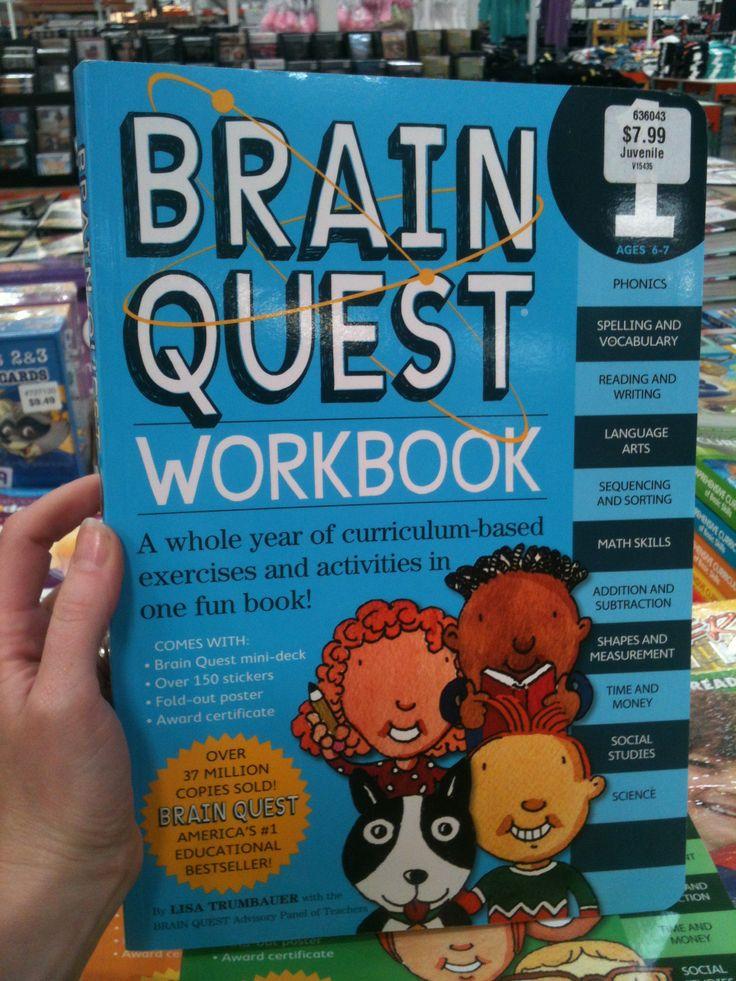 brain quest workbook grade 2 pdf