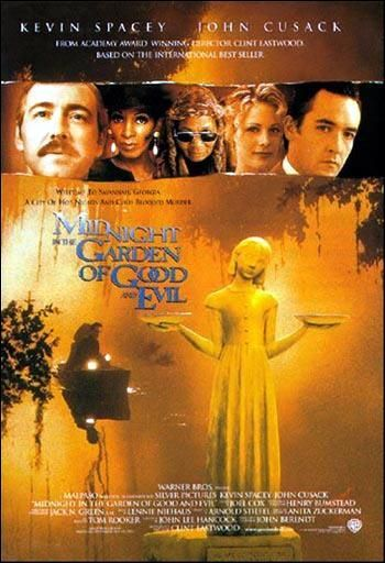MIDNIGHT IN THE GARDEN OF GOOD AND EVIL // usa // Clint Eastwood 1997