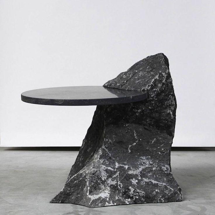 Stones Tables Collection – Fubiz Media