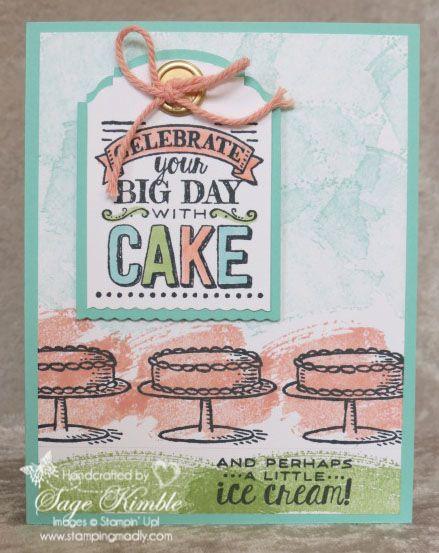 222 Best Su Big Day Images On Pinterest Birthdays Handmade Cards