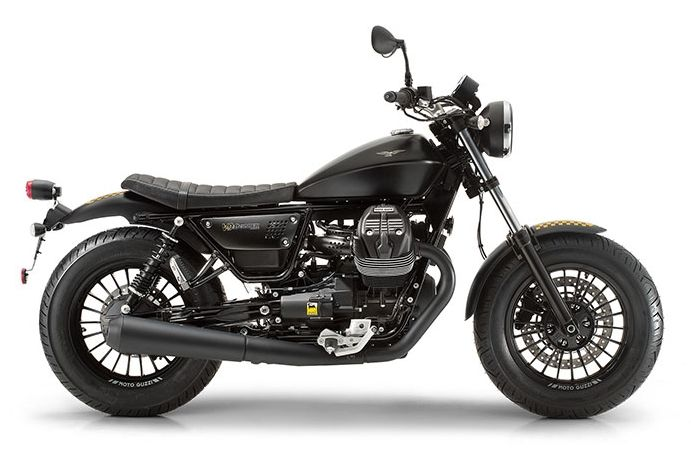 2016 Moto Guzzi V9 Bobber Top Speed and Price
