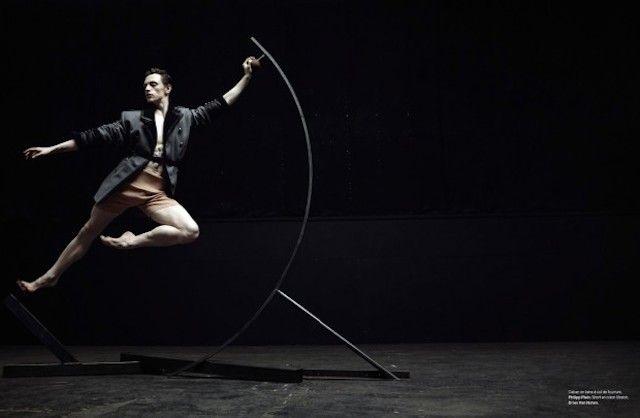 Portraits of a Dancer For Numero Magazine