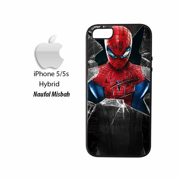 Cool Spiderman Marvel iPhone 5/5s HYBRID Case Cover